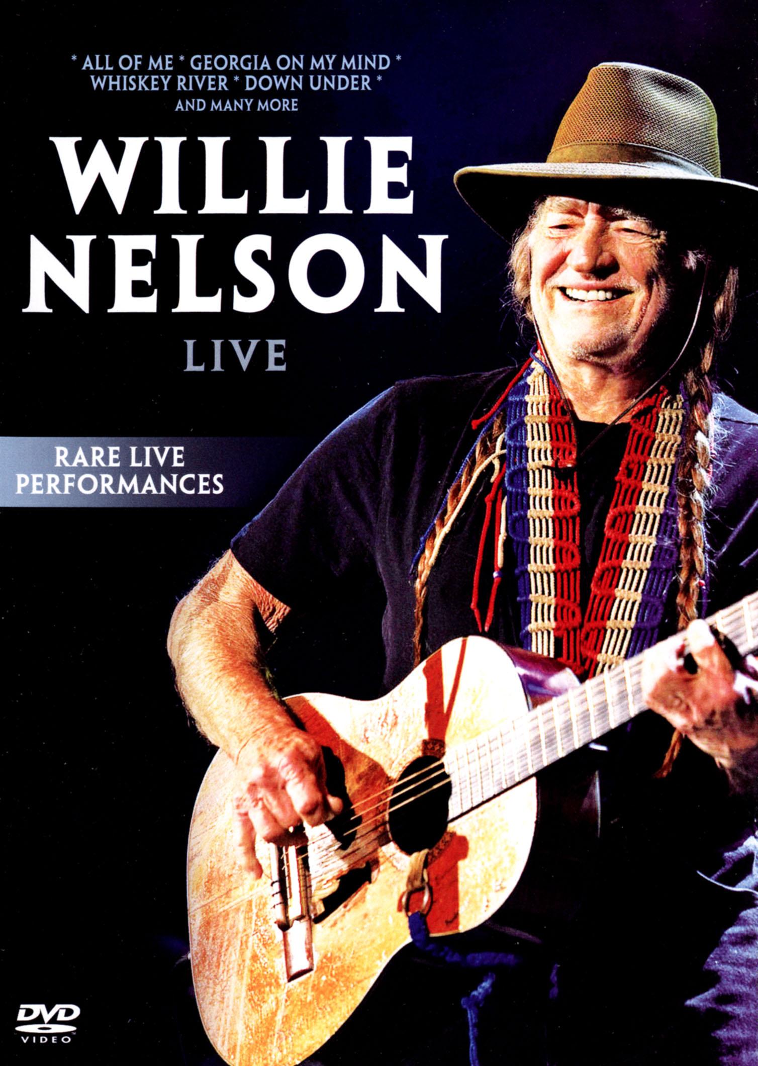 Willie Nelson: Live - Rare Live Performances