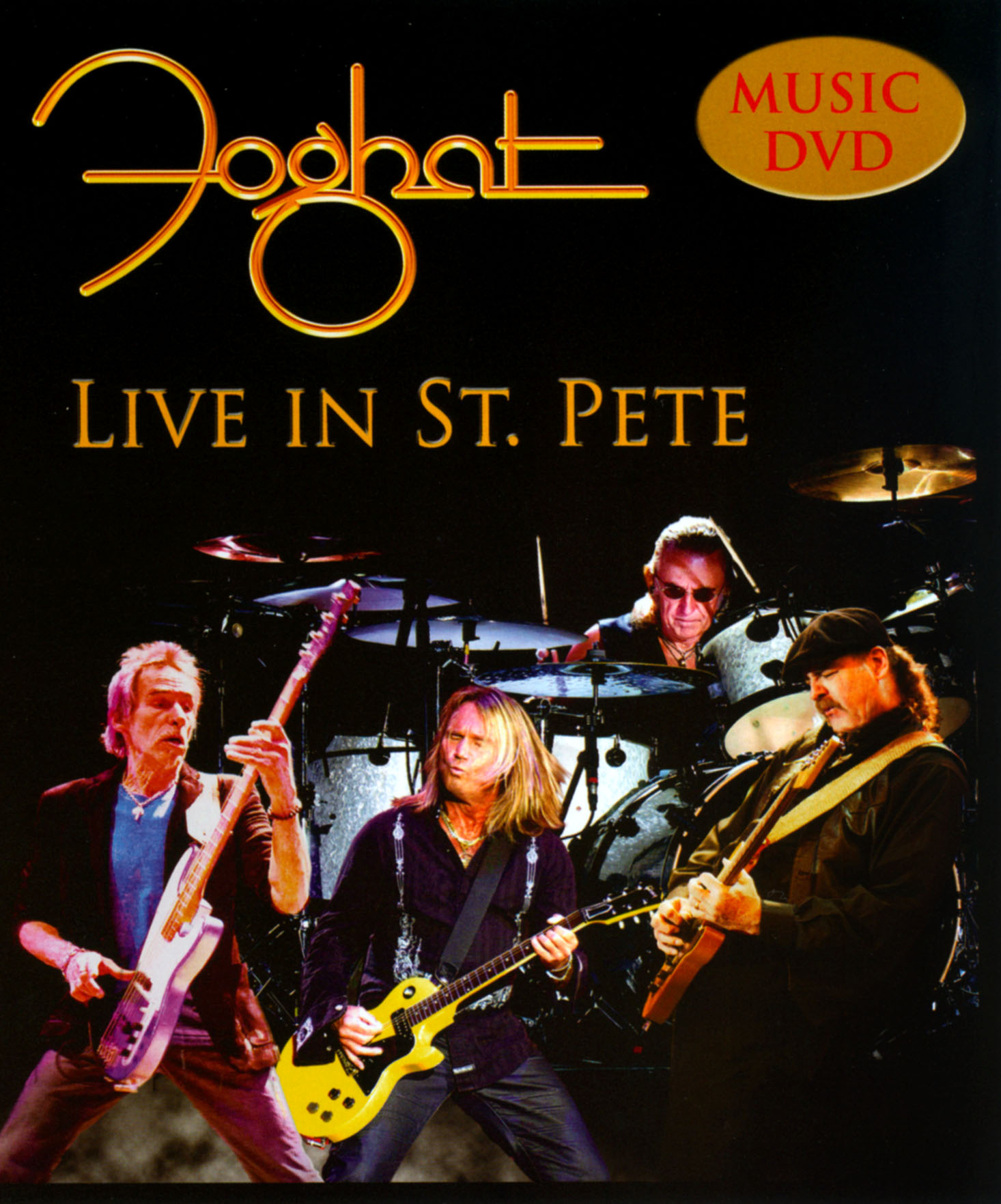 Foghat: Live in St. Pete