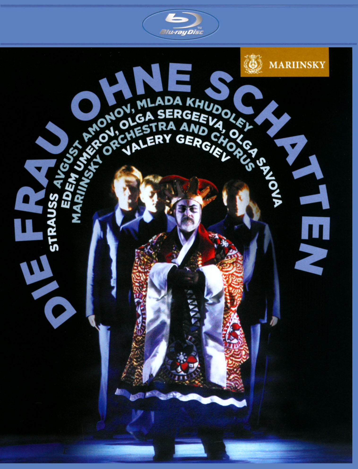 Die Frau Ohne Schatten (Mariinsky Theatre)