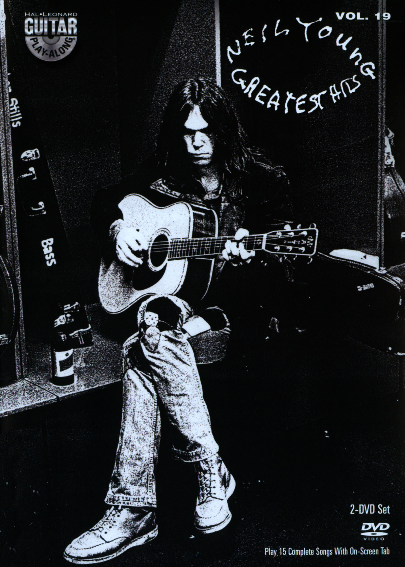 Guitar Play-Along, Vol. 19: Neil Young - Greatest Hits