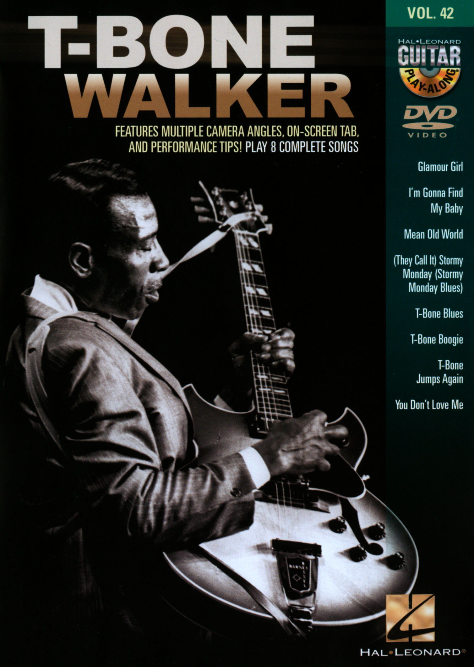 Guitar Play-Along, Vol. 42: T-Bone Walker