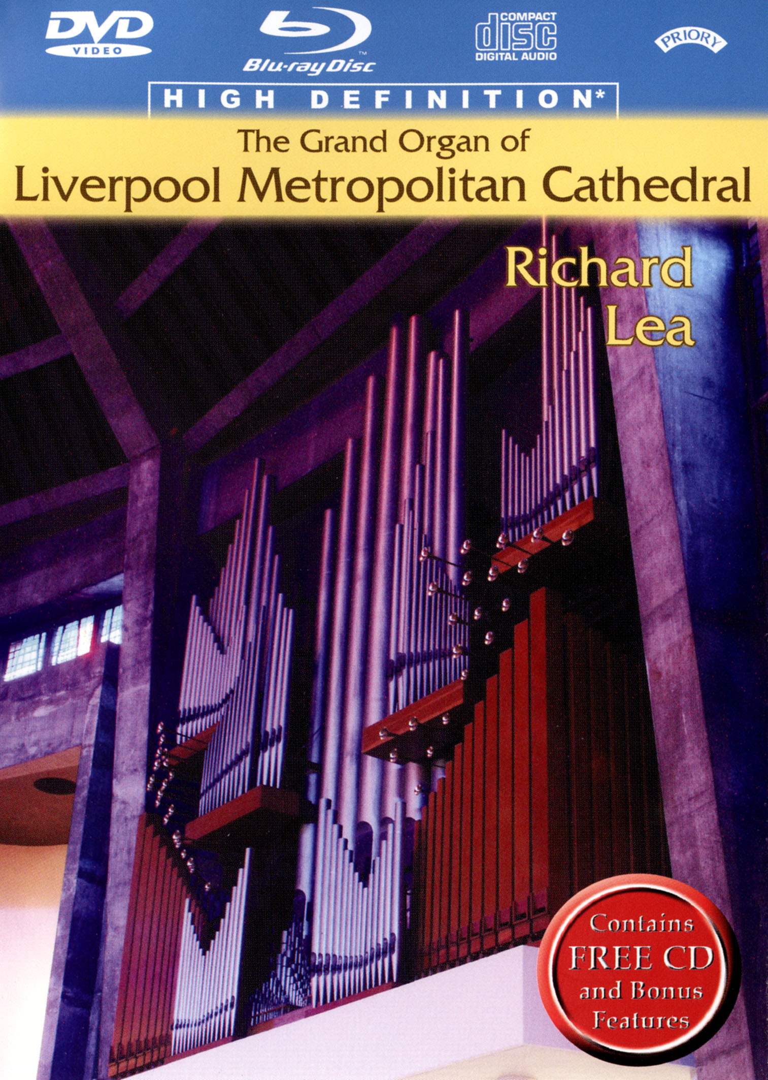 The Grand Organ of Liverpool Metropolitan Cathedral