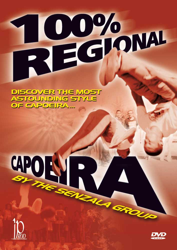 Capoeira: 100% Regional