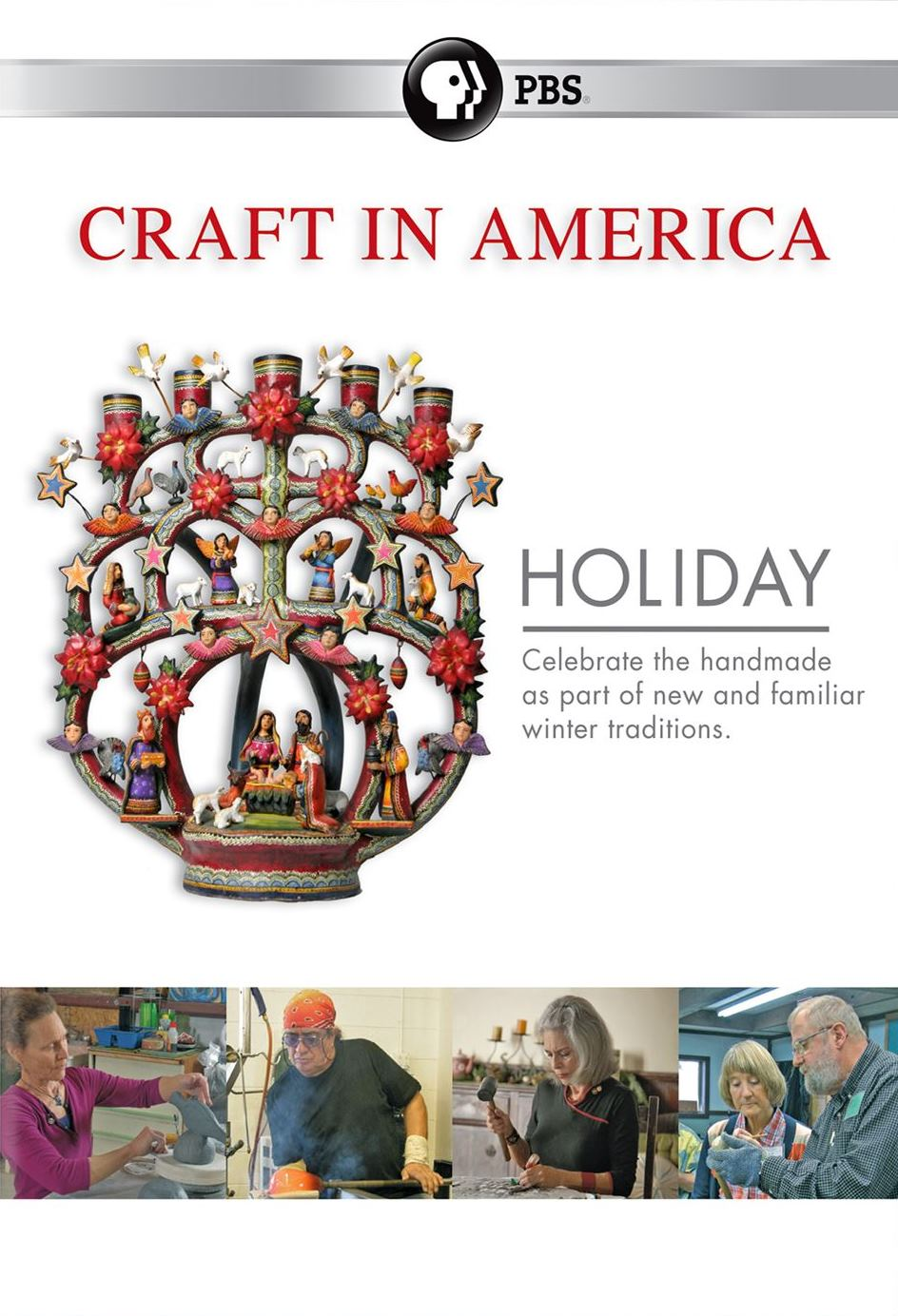 Craft in America: Holiday