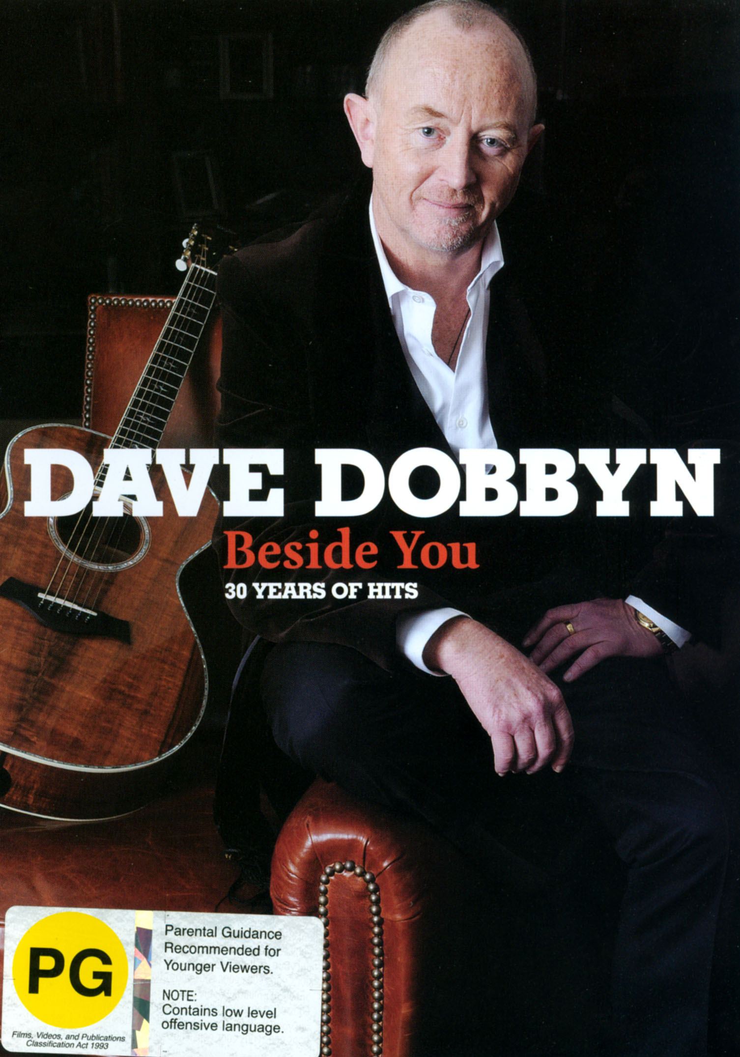 Dave Dobbyn: Beside You - 30 Years on the Road
