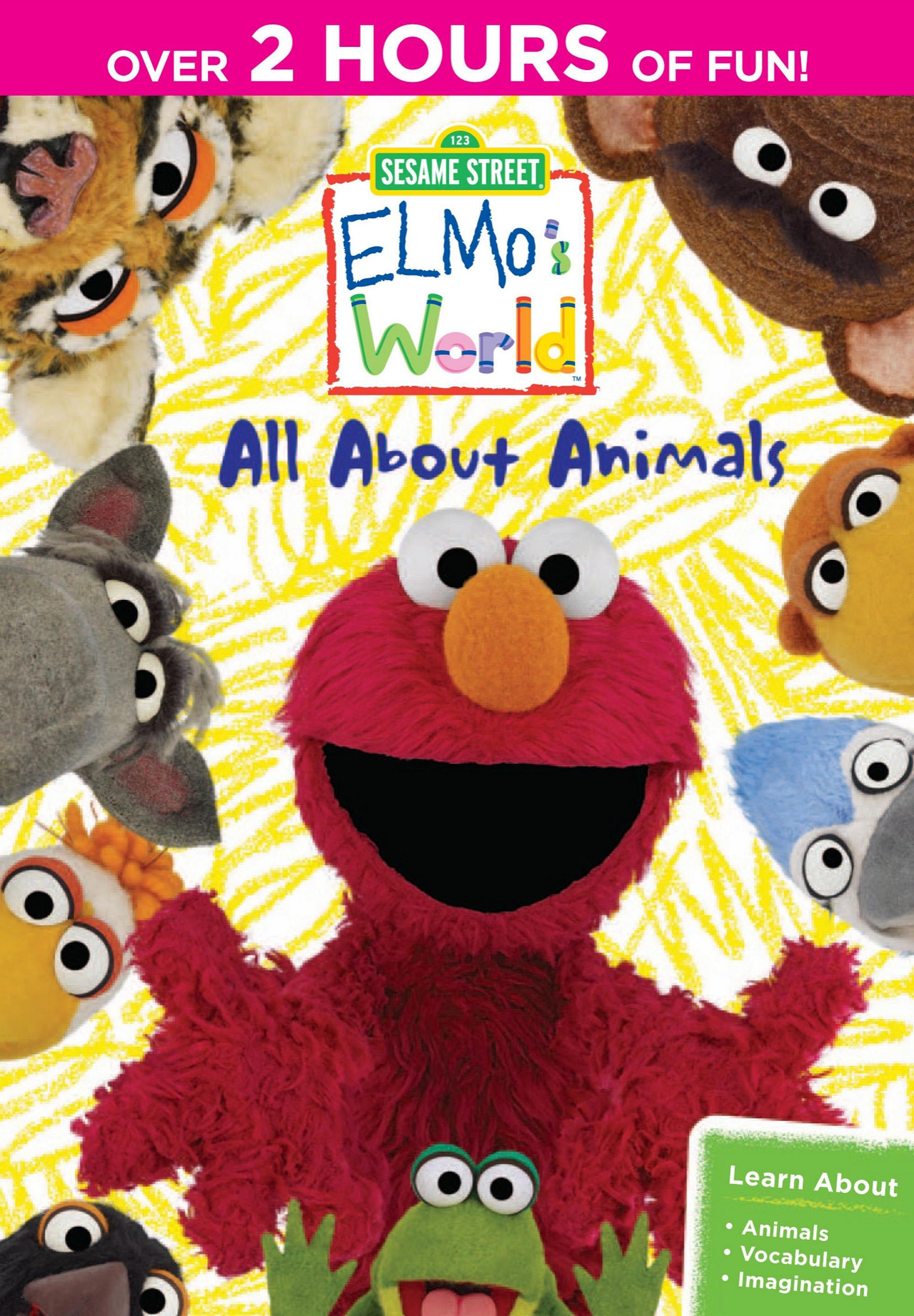 Sesame Street: Elmo's World - All About Animals