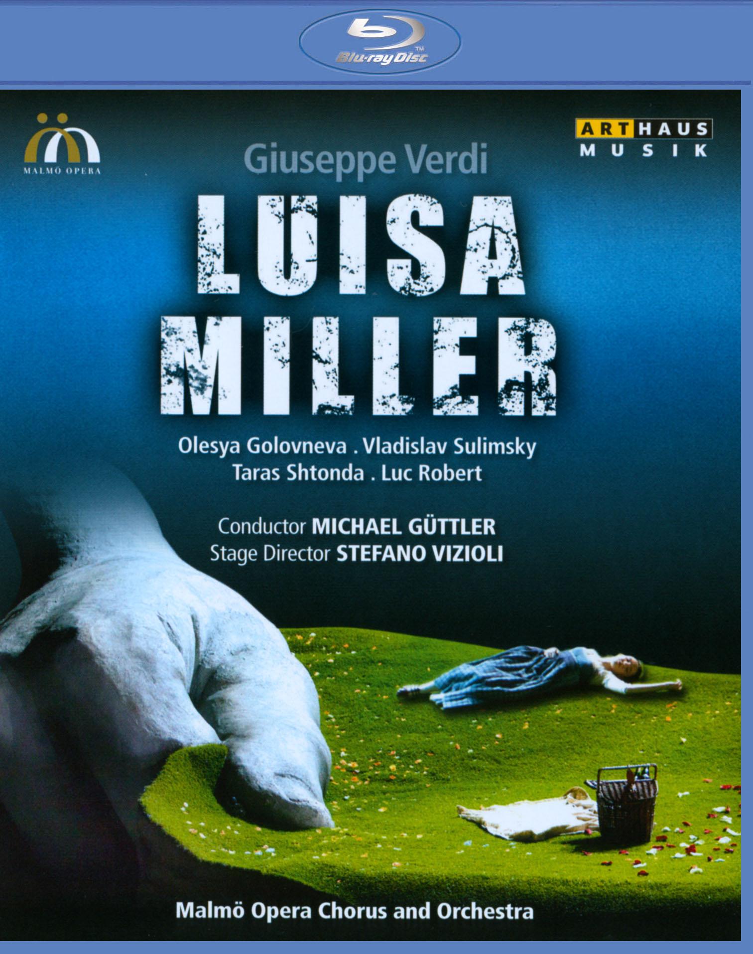 Luisa Miller (Malmo Opera)