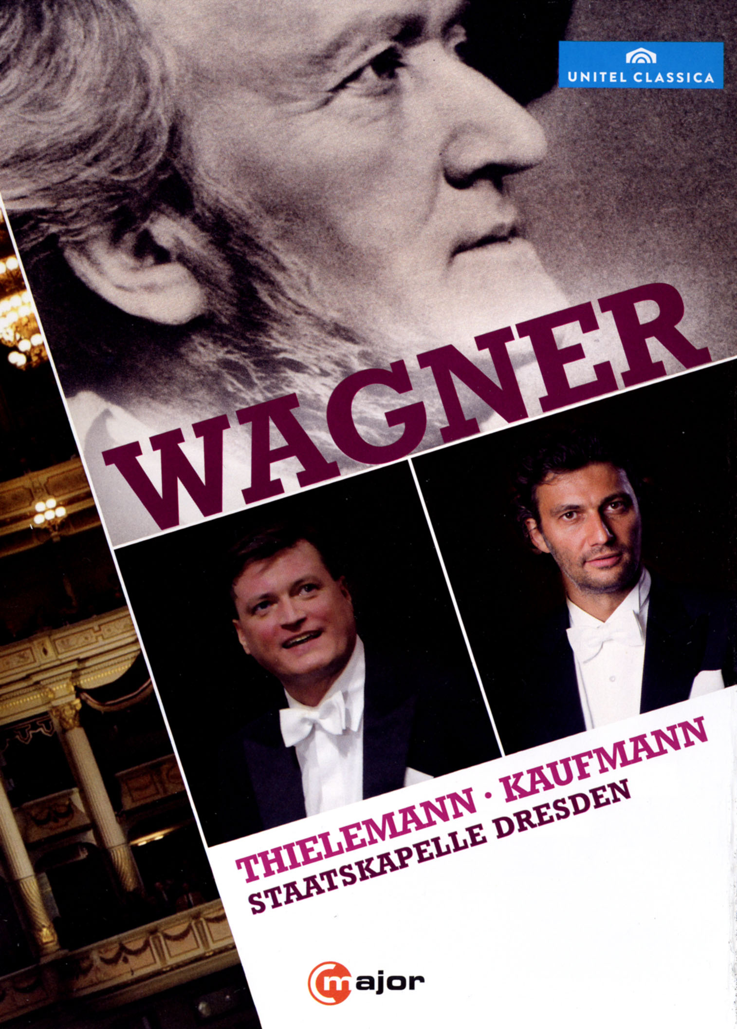 Thielemann/Kaufman/Staatskapelle Dresden: Wagner