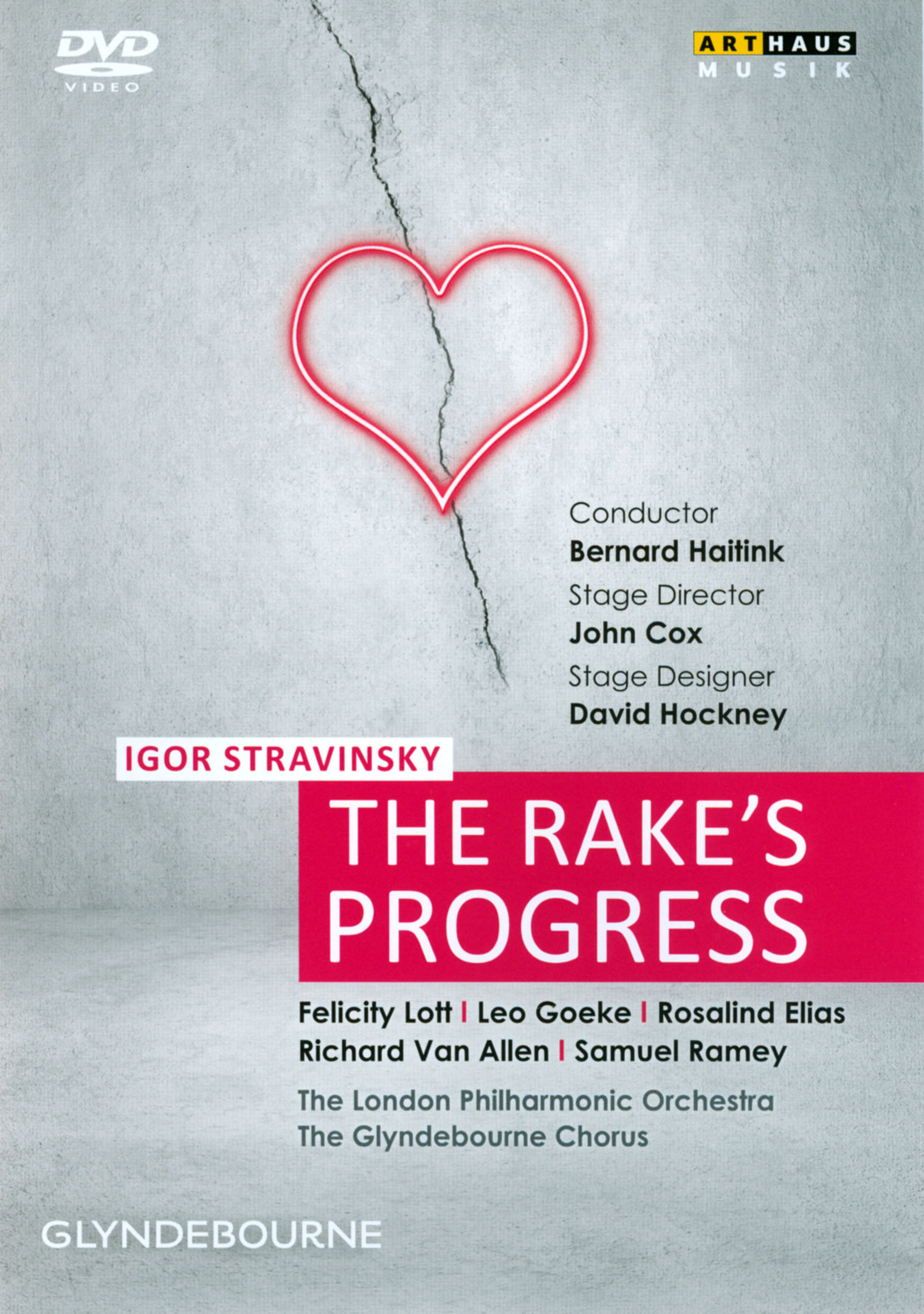 The Rake's Progress (Glyndebourne)