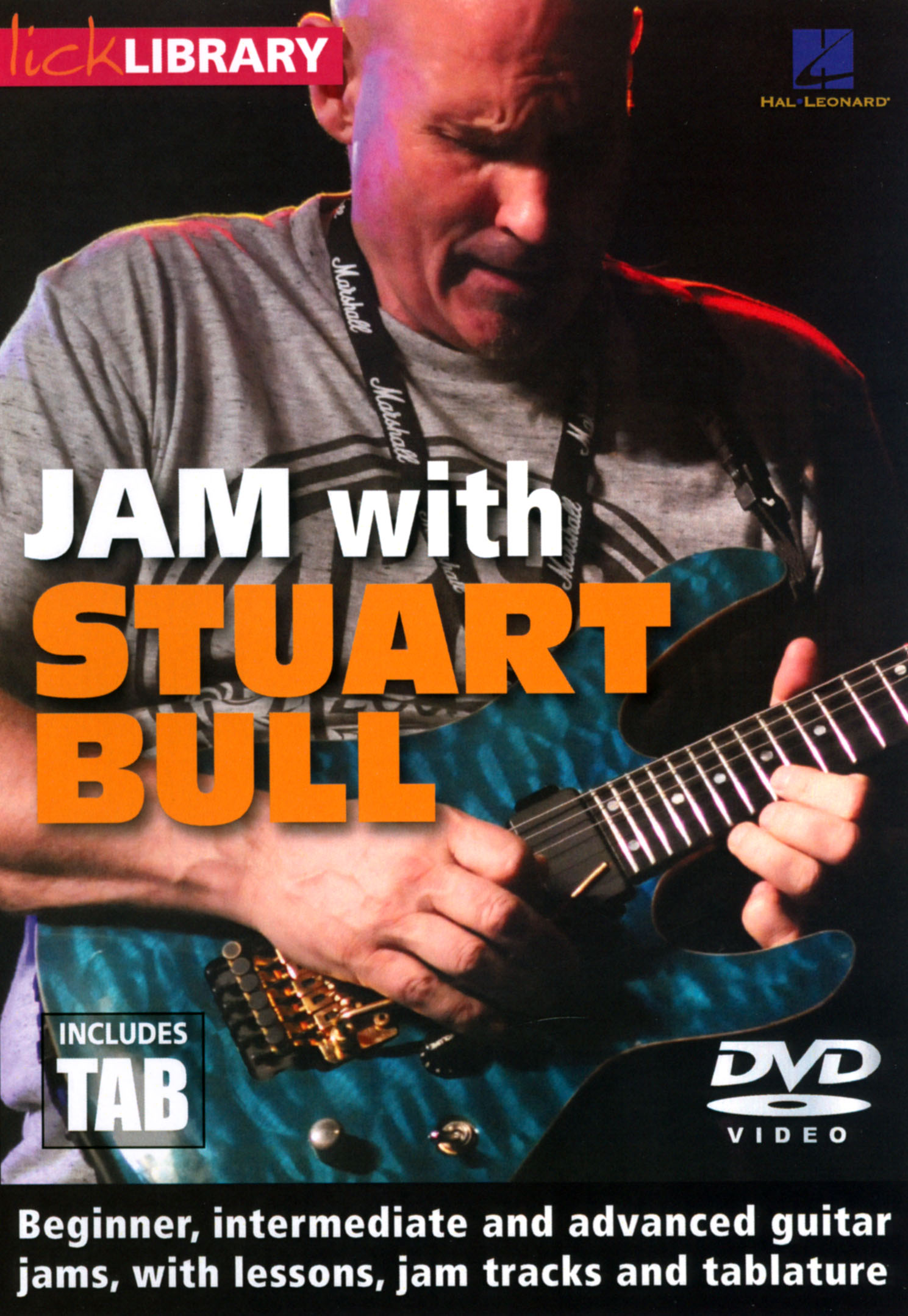 Lick Library: Jam with Stuart Bull