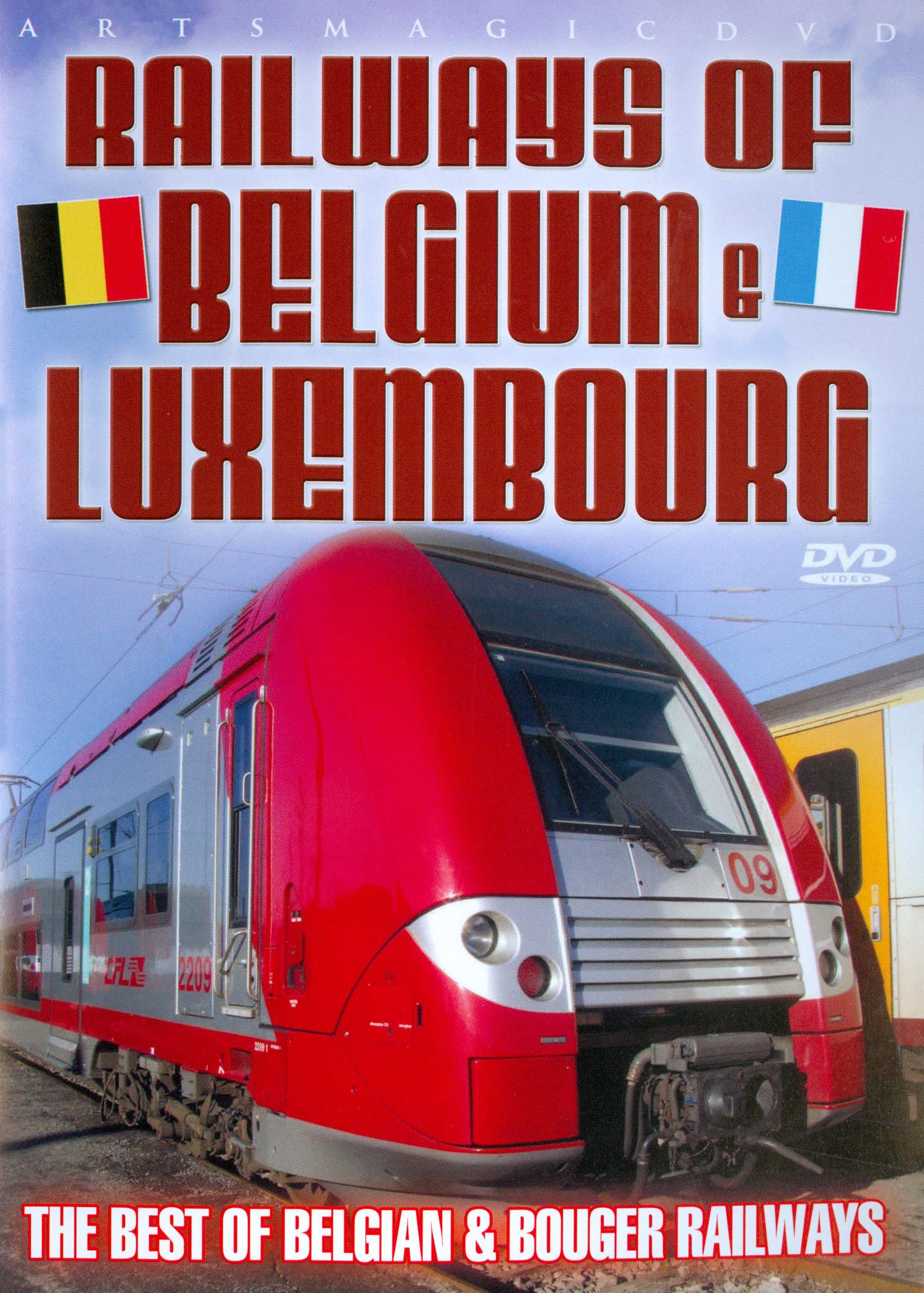 Railways of Belgium & Luxembourg