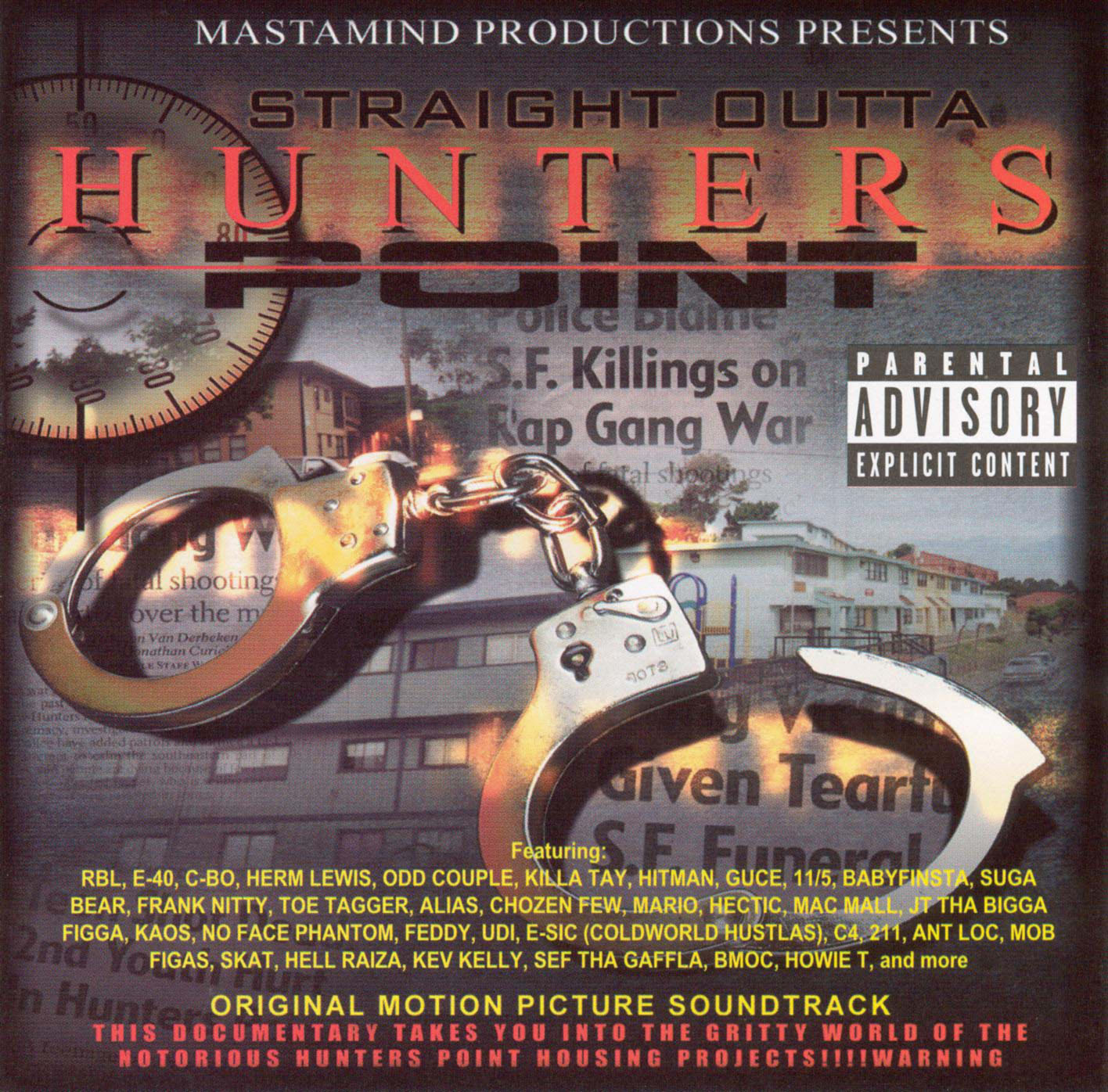 Straight Outta Hunters Point