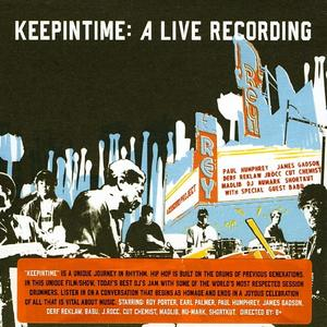 Keepintime: A Live Recording