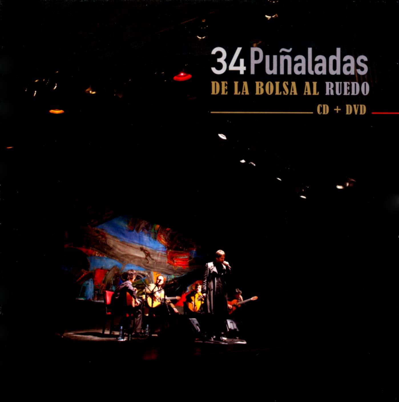 34 Puñaladas: De La Bolsa Al Ruedo