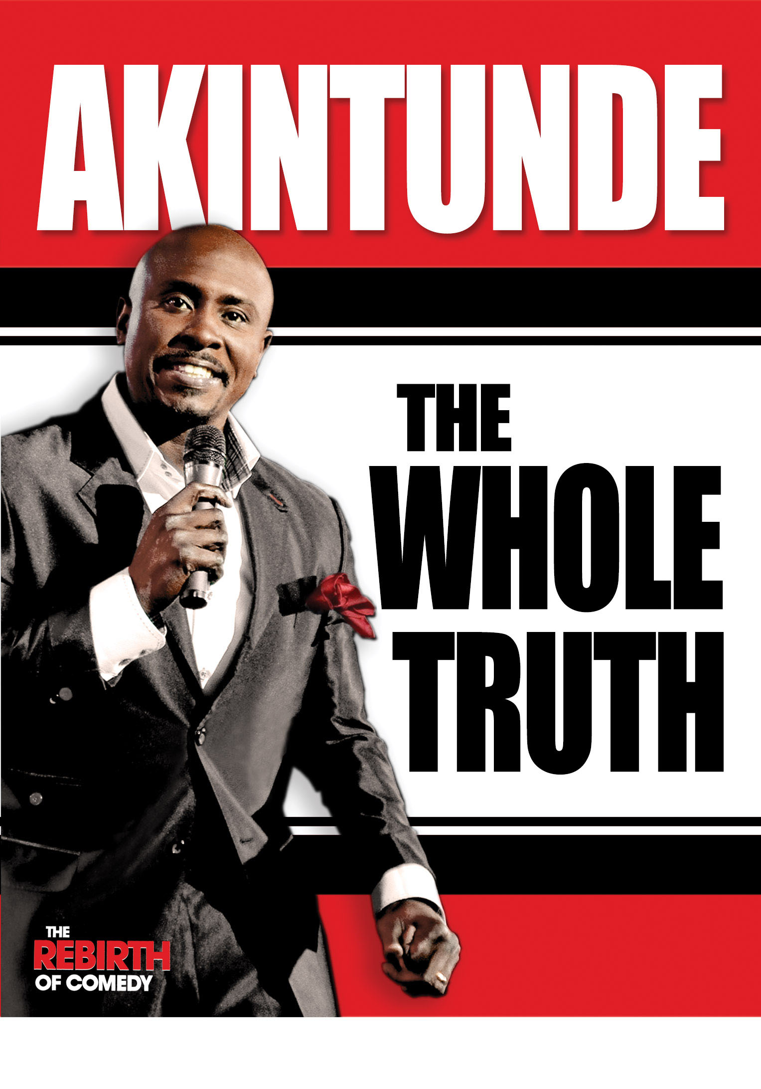 Akintunde: The Whole Truth