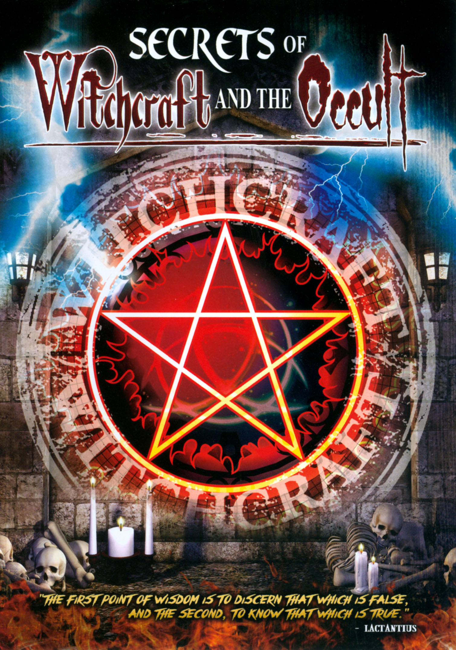 Secrets of Witchcraft and the Occult