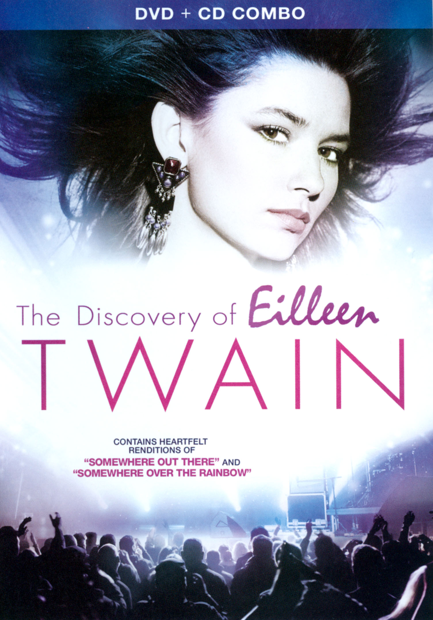 Shania: The Discovery of Eilleen Twain