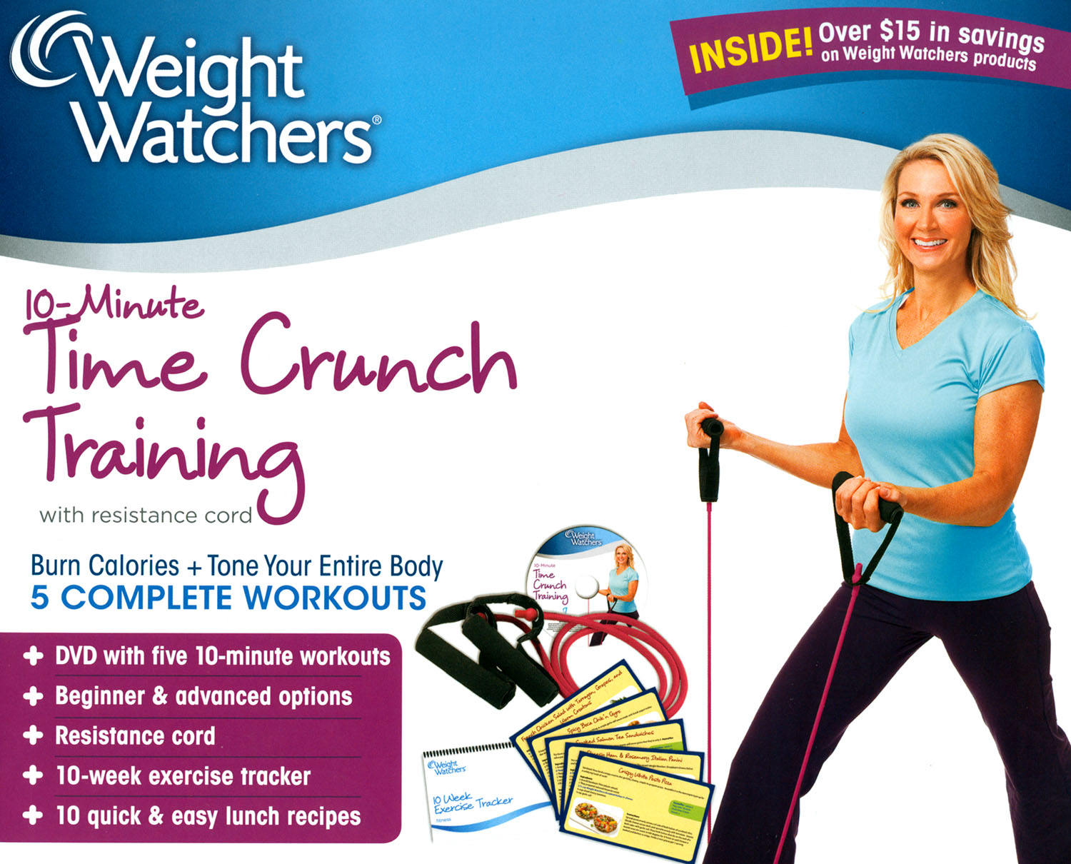 Weight Watchers: Time Crunch Training Kit