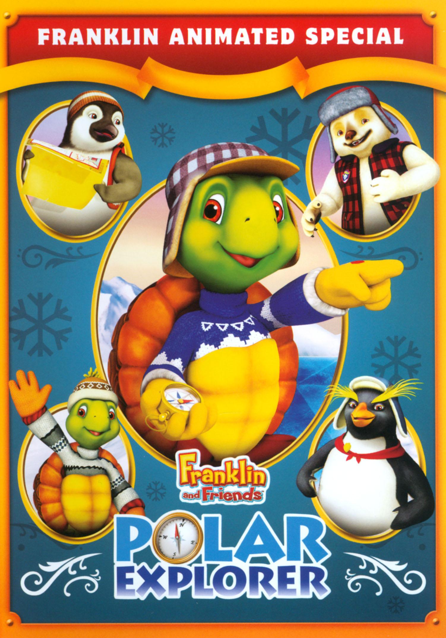 Franklin and Friends: Polar Explorer