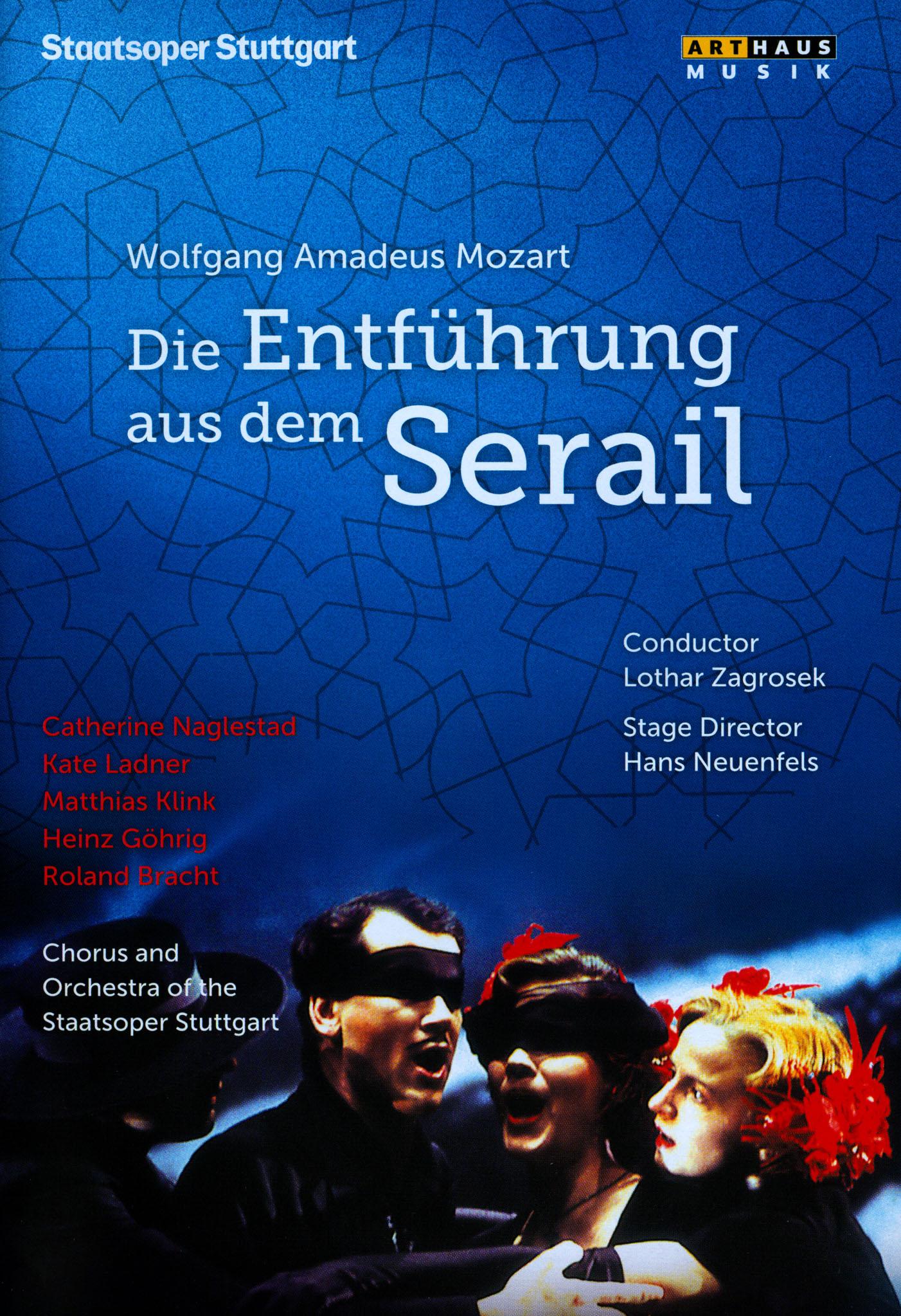 Die Entfuhrung aus dem Serail (Staatsoper Stuttgart)