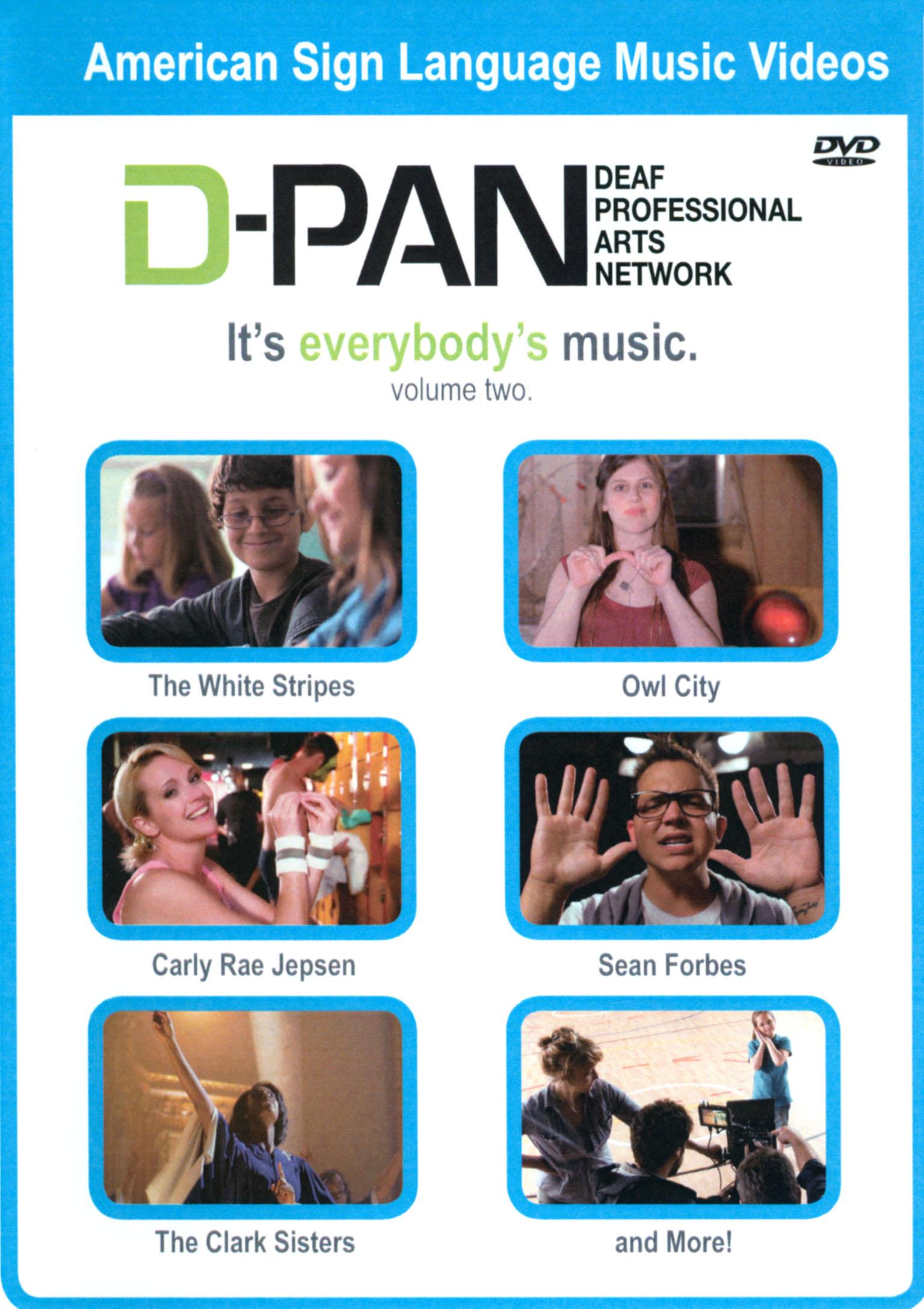 D-PAN: It's Everybody's Music, Vol. 2