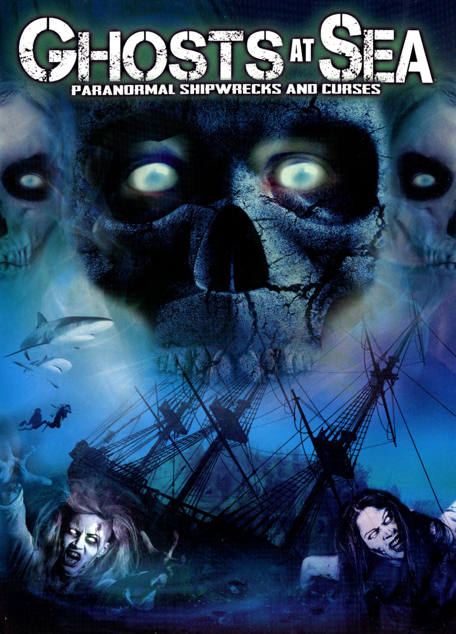 Ghost at Sea: Paranormal Shipwrecks and Curses