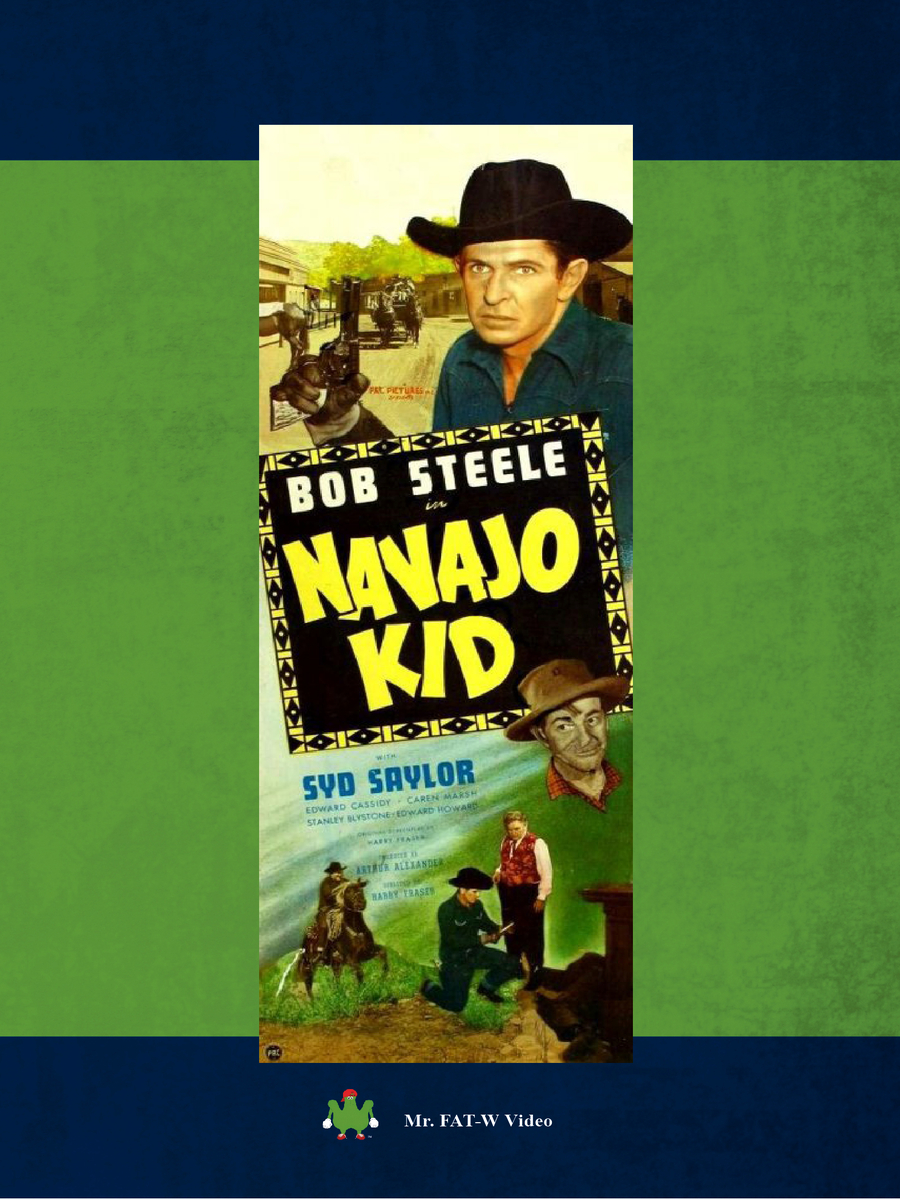The Navajo Kid