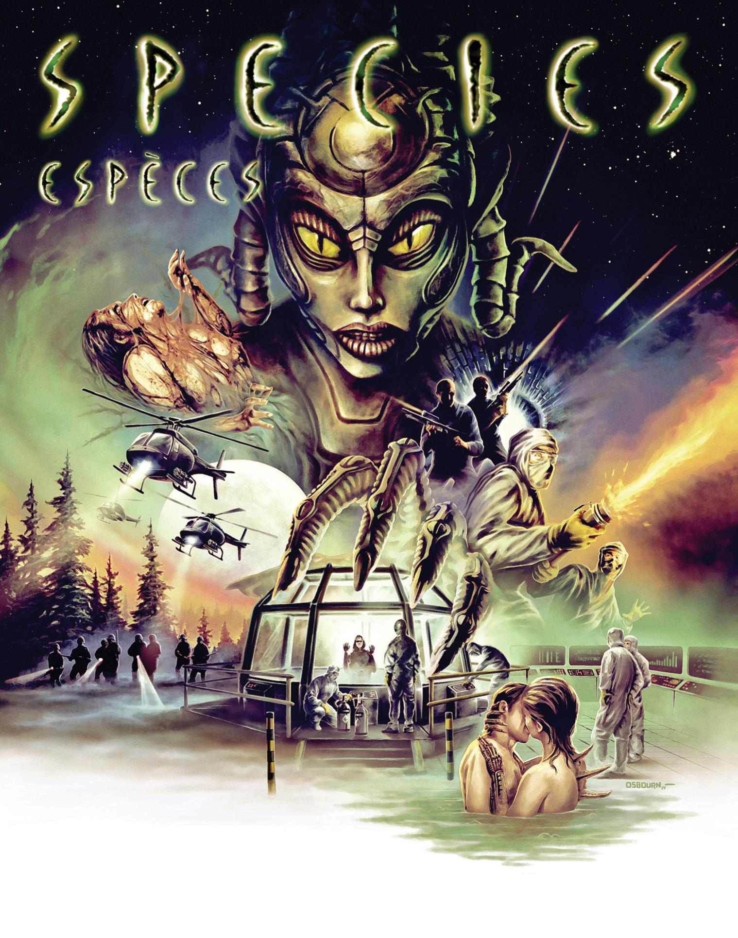 Species [Film Series]