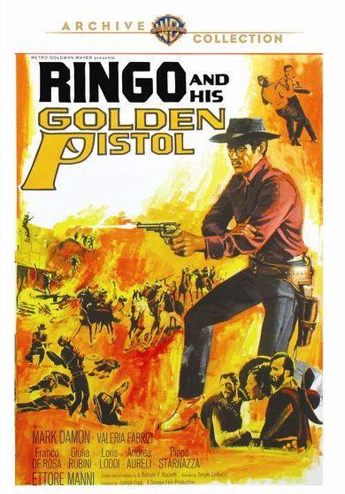 Ringo and His Golden Pistol