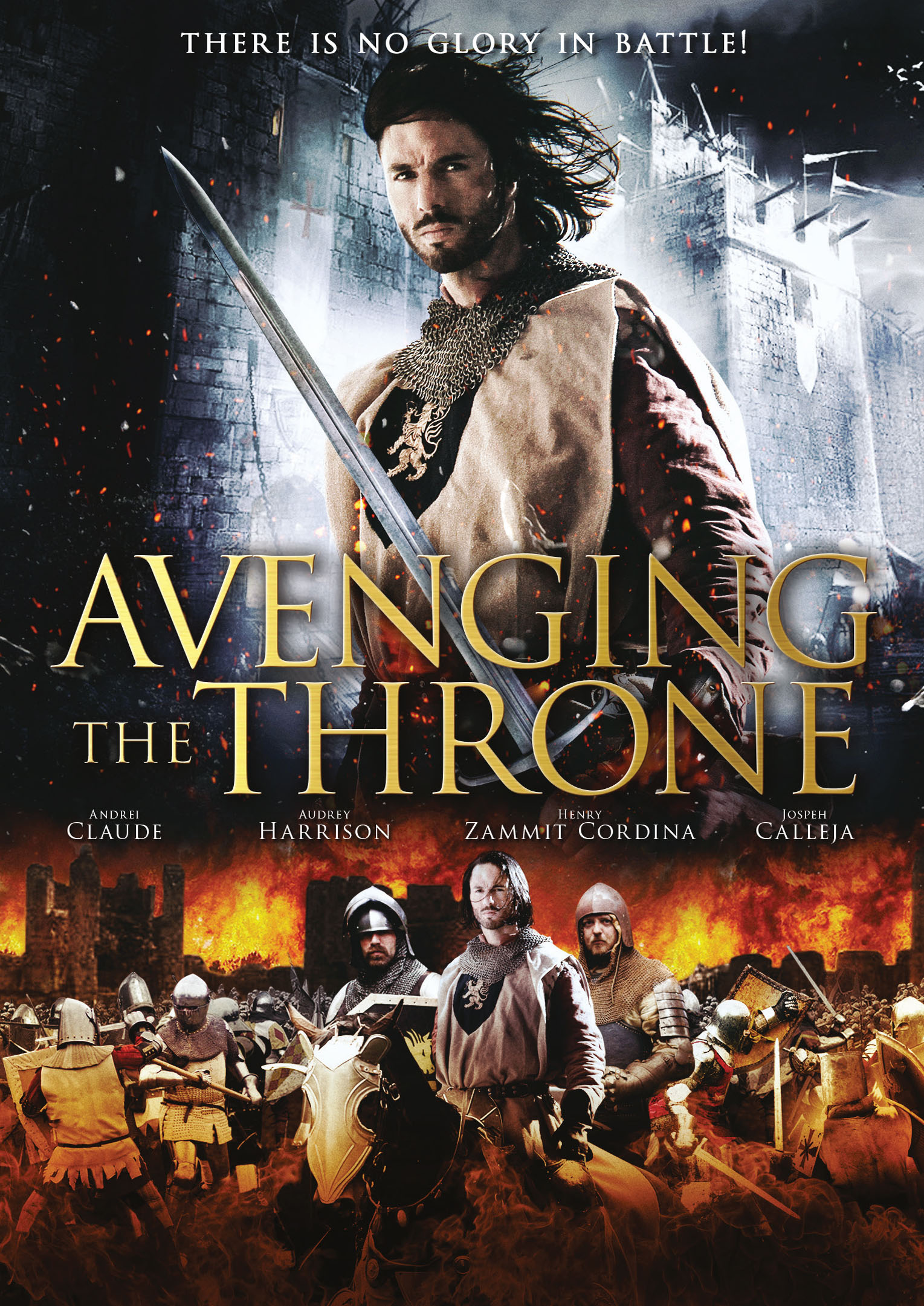 Avenging the Throne