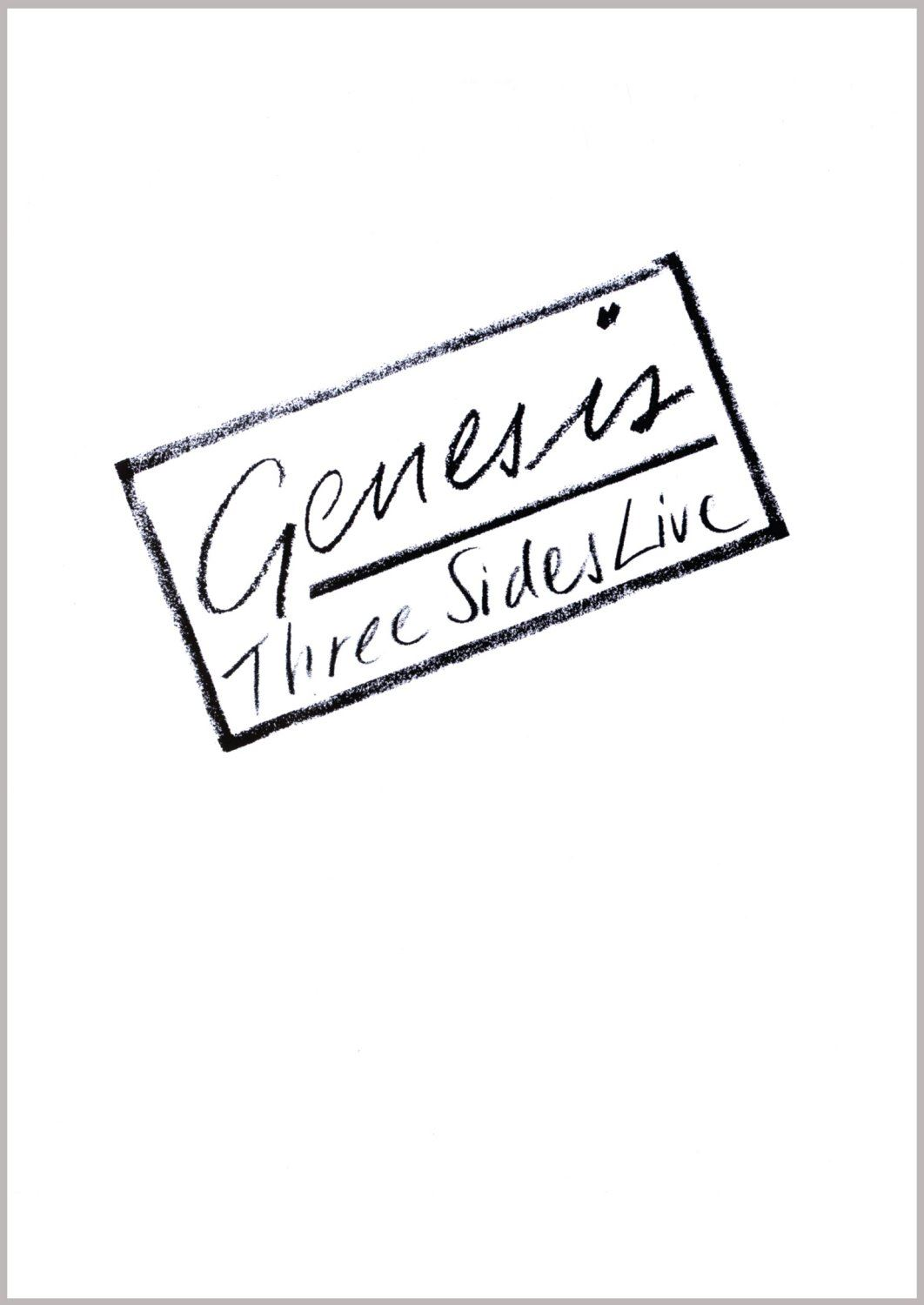 Genesis: Three Sides Live