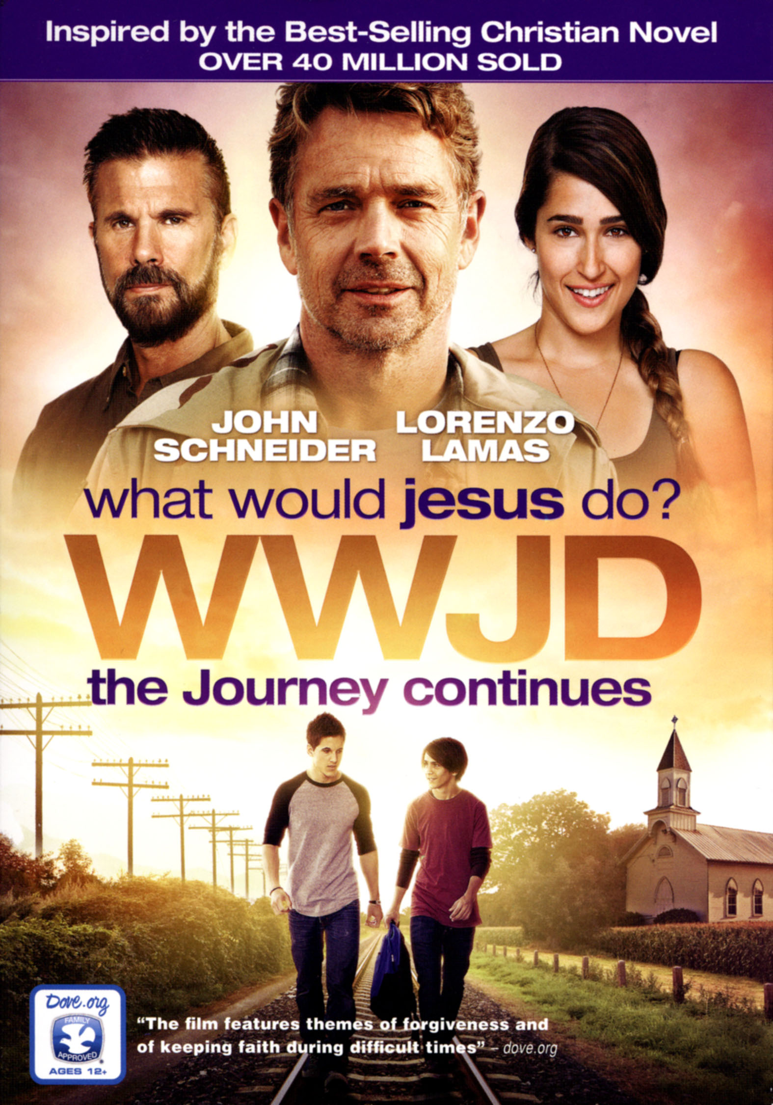 WWJD: What Would Jesus Do? - The Journey Continues