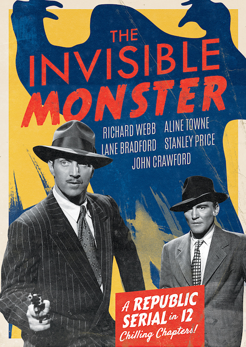 The Invisible Monster [Serial]