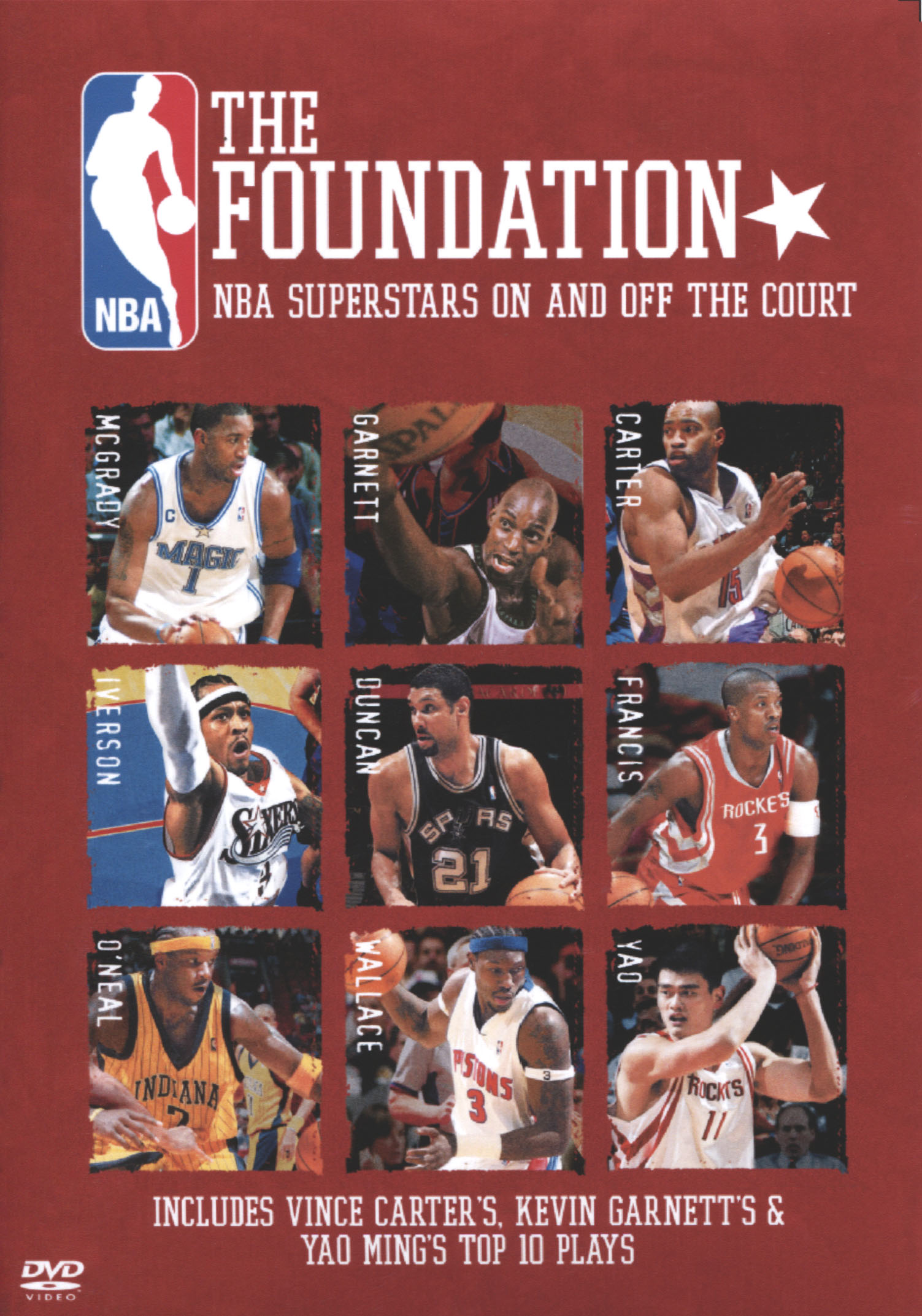 NBA: The Foundation - NBA Superstars On and Off the Court