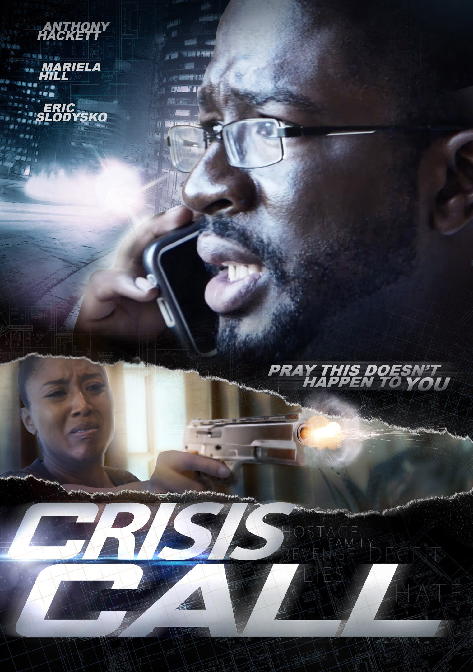 Crisis Call (2014) - Anthony Hackett | Releases | AllMovie