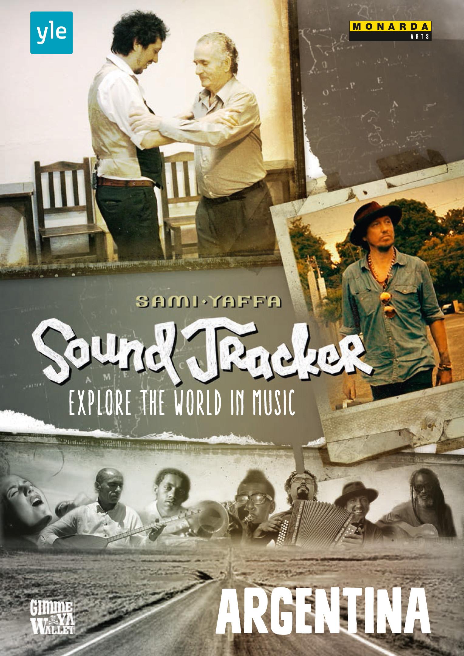 sound tracker explore the world in music argentina