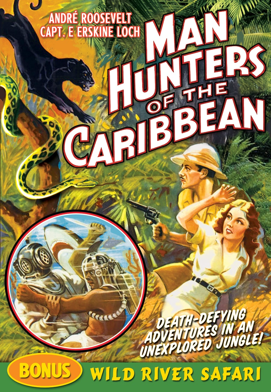 Man Hunters of the Caribbean