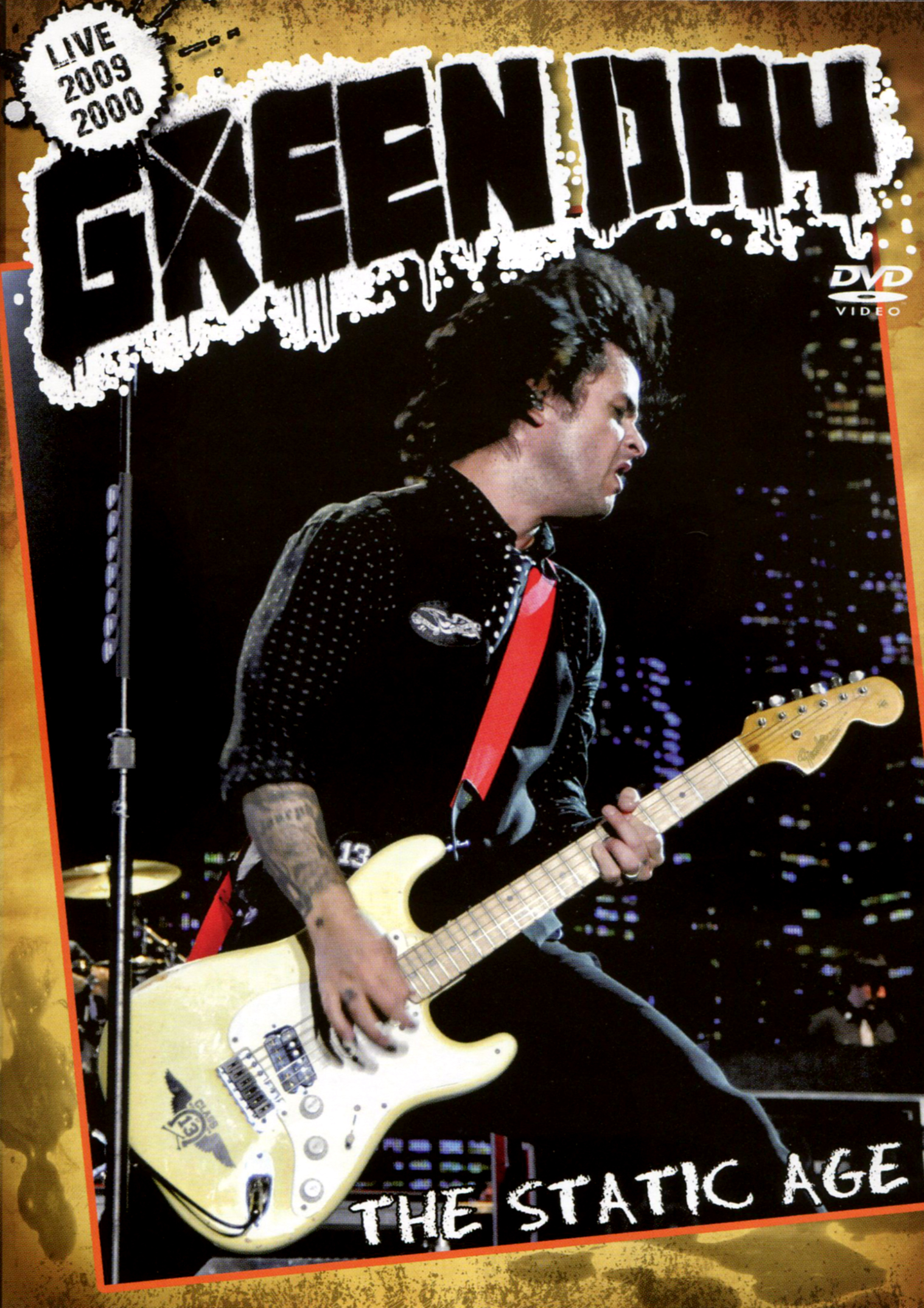 Green Day: Static Age - Live 2009