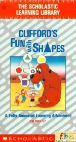 Clifford the Big Red Dog: Clifford's Fun with Shapes