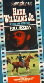 Hank Williams, Jr.: Behind the Scenes of Full Access