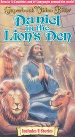 Superbook Video Bible: Daniel in the Lion's Den