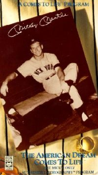 Mickey Mantle: The American Dream Comes to Life