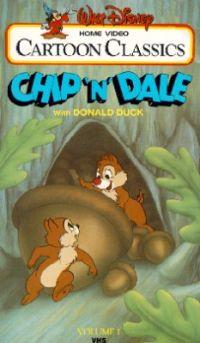 Chip 'n' Dale with Donald Duck: Walt Disney Home Video Cartoon Classics