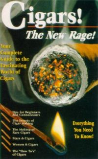 Cigars! The New Rage!