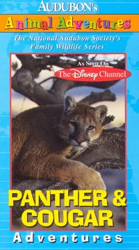 Audubon's Animal Adventures: Panther & Cougar