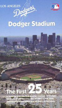 MLB: Dodger Stadium - The First 25 Years