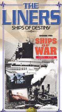 The Liners: Ships of Destiny, Episode 2 - Ships of War (1915-1934)