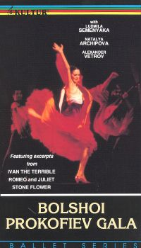 Bolshoi Prokofiev Gala