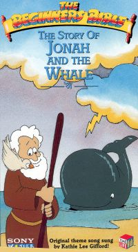 The Beginner's Bible: The Story of Jonah and the Whale