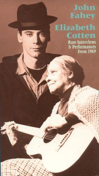 John Fahey and Elizabeth Cotten: Interviews and Performances from 1969